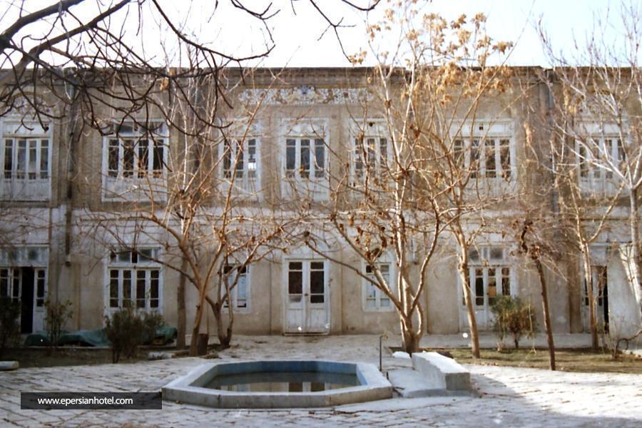 مشهد ؛ خانه رجایی