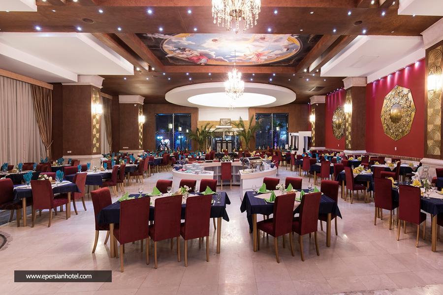 مشهد ؛ رستوران ملل شاندیز