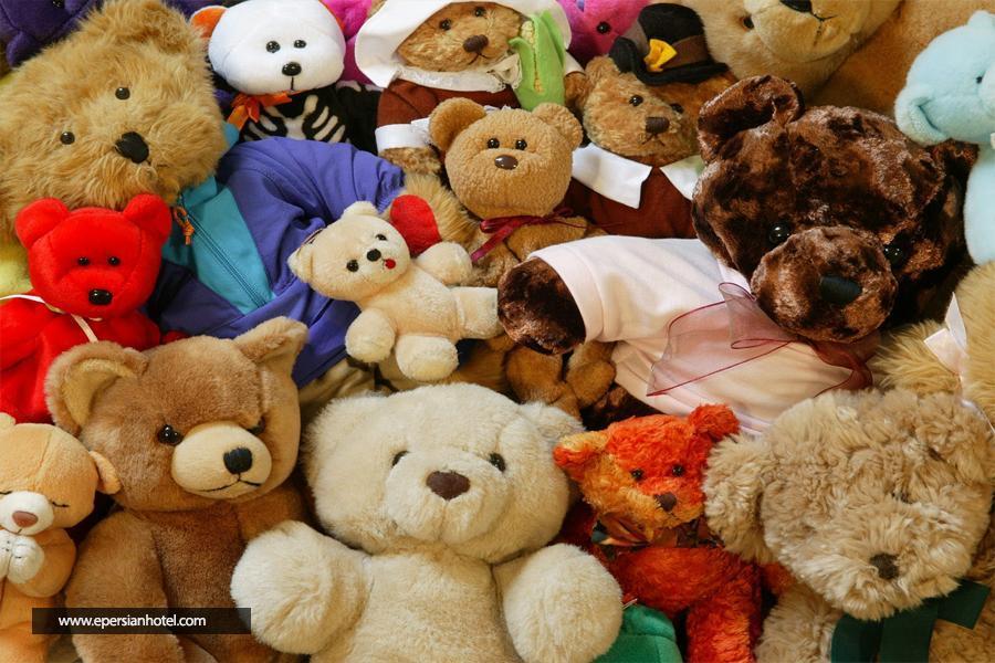 بازار اسباب بازی فروش های مشهد