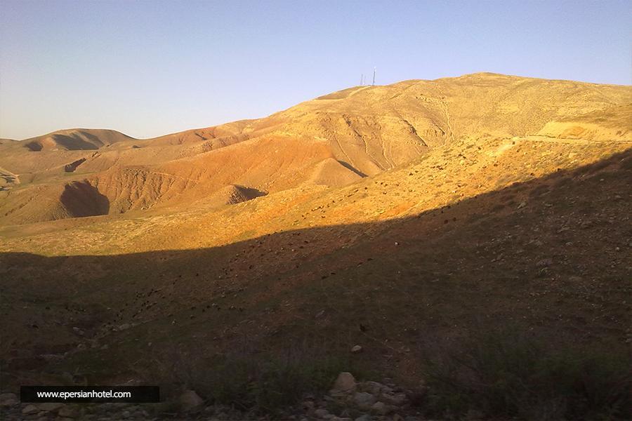 دره طوطی و قله زو از ناشناخته های مشهد