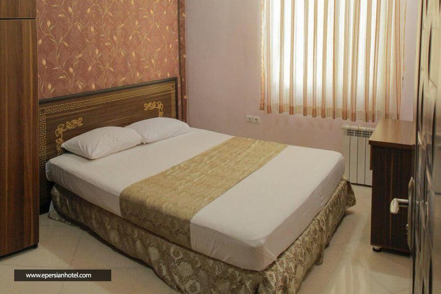 هتل آپارتمان اسپینو مشهد اتاق دابل