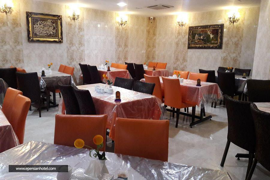 هتل تاج مشهد رستوران