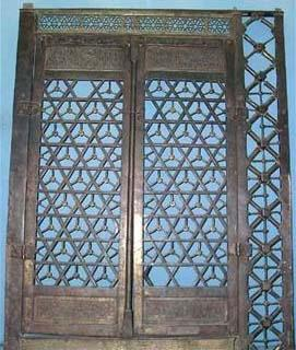 پنجره فولاد حرم امام رضا