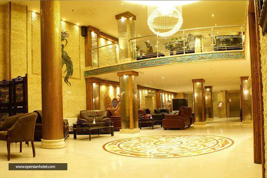 هتل ابریشم مشهد لابی