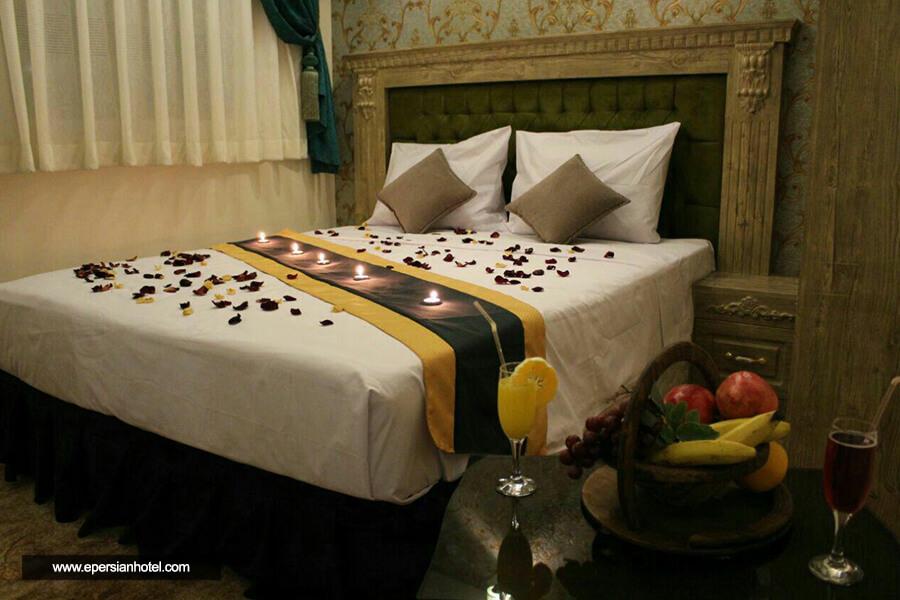 هتل آبشار مشهد اتاق دو تخته