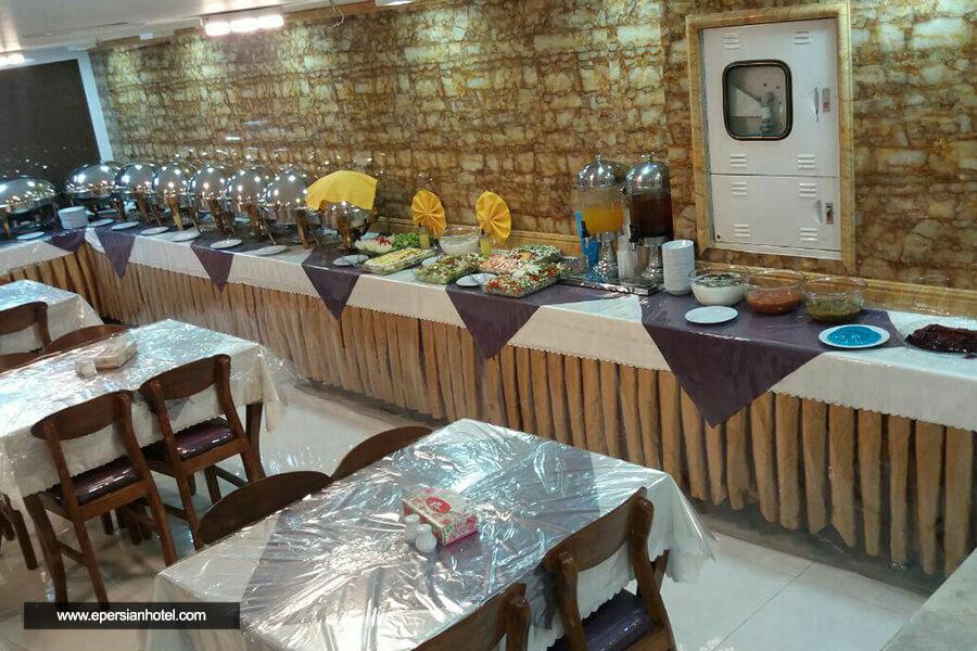 هتل آبشار مشهد رستوران