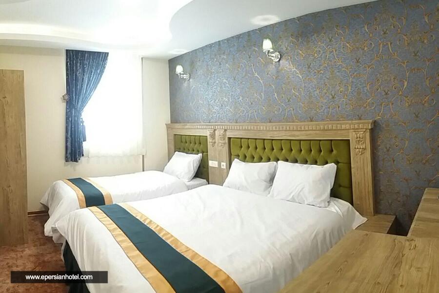 هتل آبشار مشهد اتاق سه تخته