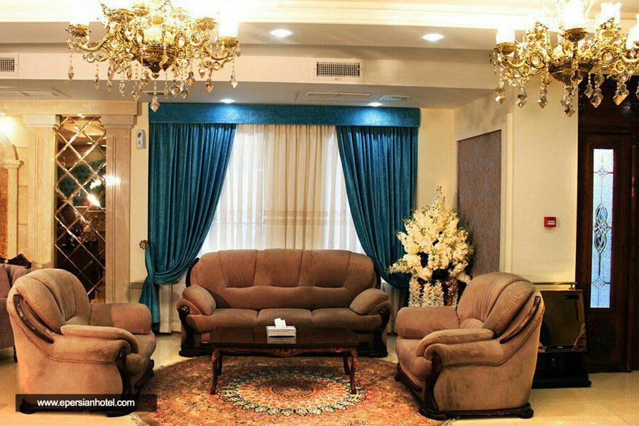 هتل آبشار مشهد لابی