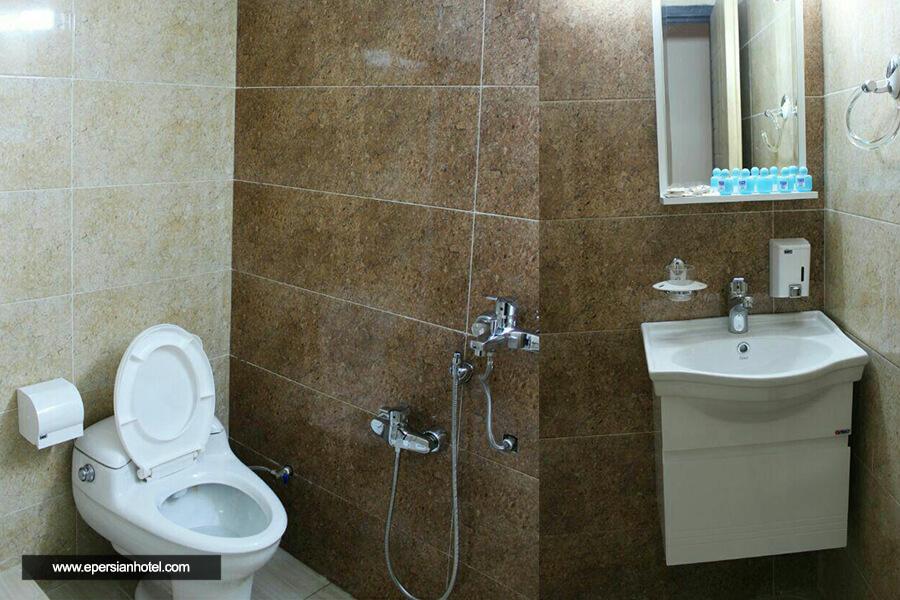 هتل آبشار مشهد سرویس بهداشتی