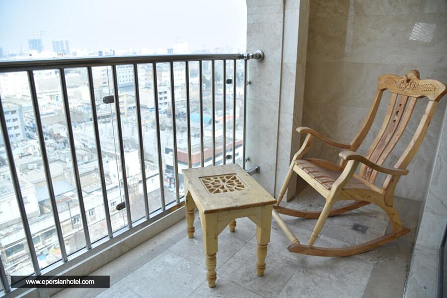 هتل آدینا مشهد اتاق سوئیت امپریال
