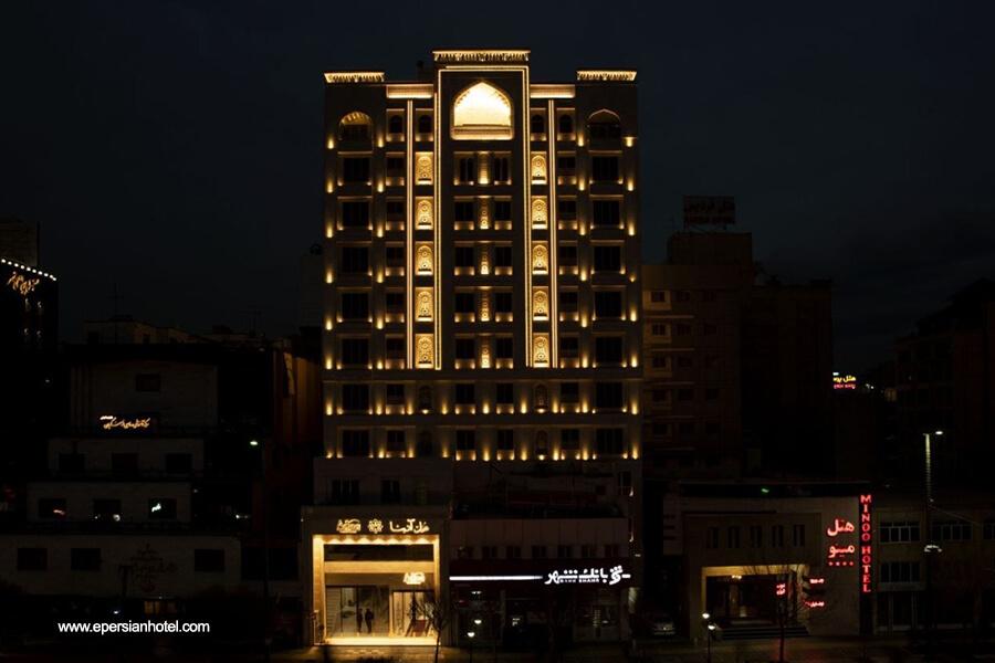 هتل آدینا مشهد نما