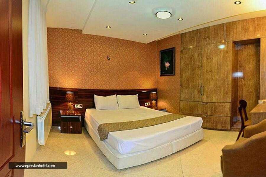 هتل آدینه مشهد اتاق دو تخته دابل