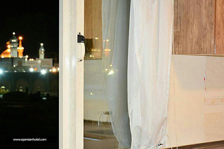 هتل آدینه مشهد نما