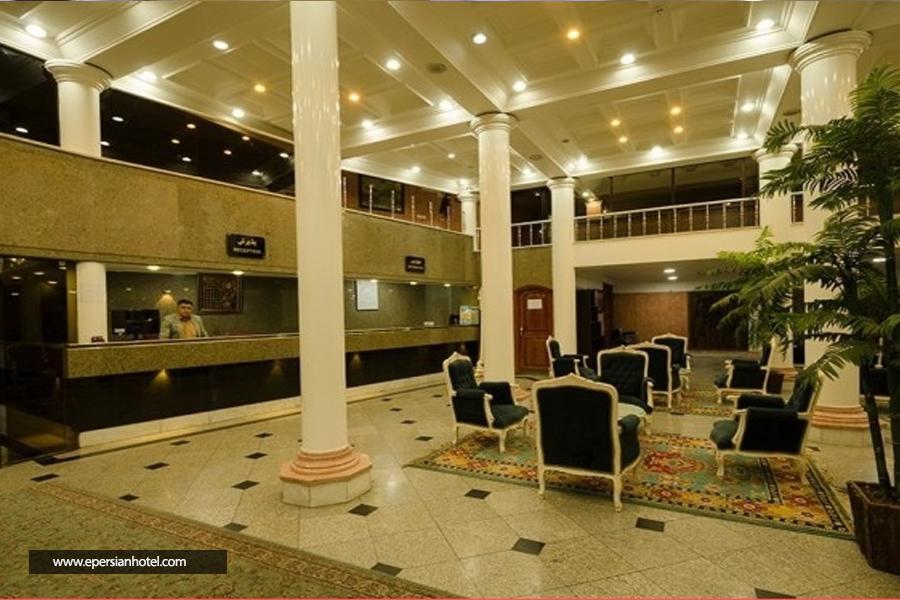 هتل آفریقا مشهد لابی