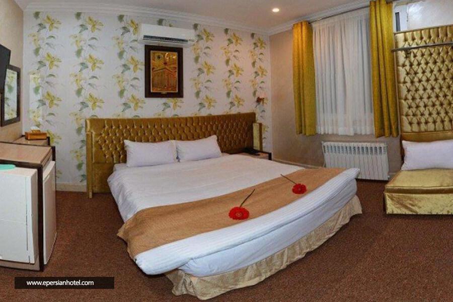 آپارتمان قصر آیدین مشهد اتاق دو تخته دبل 1