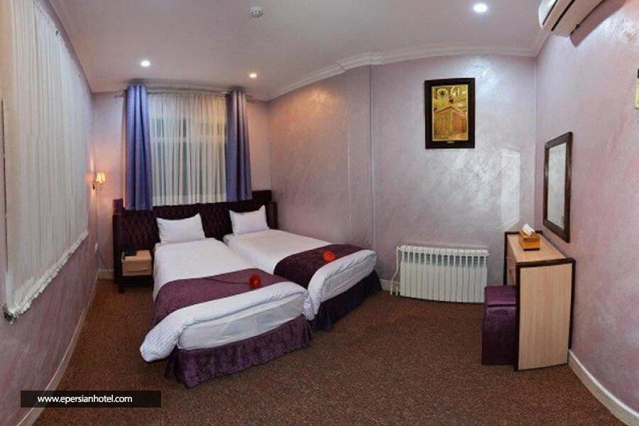 آپارتمان قصر آیدین مشهد اتاق دو تخته 1