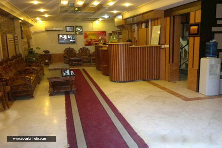 هتل آپارتمان اخوان مشهد لابی