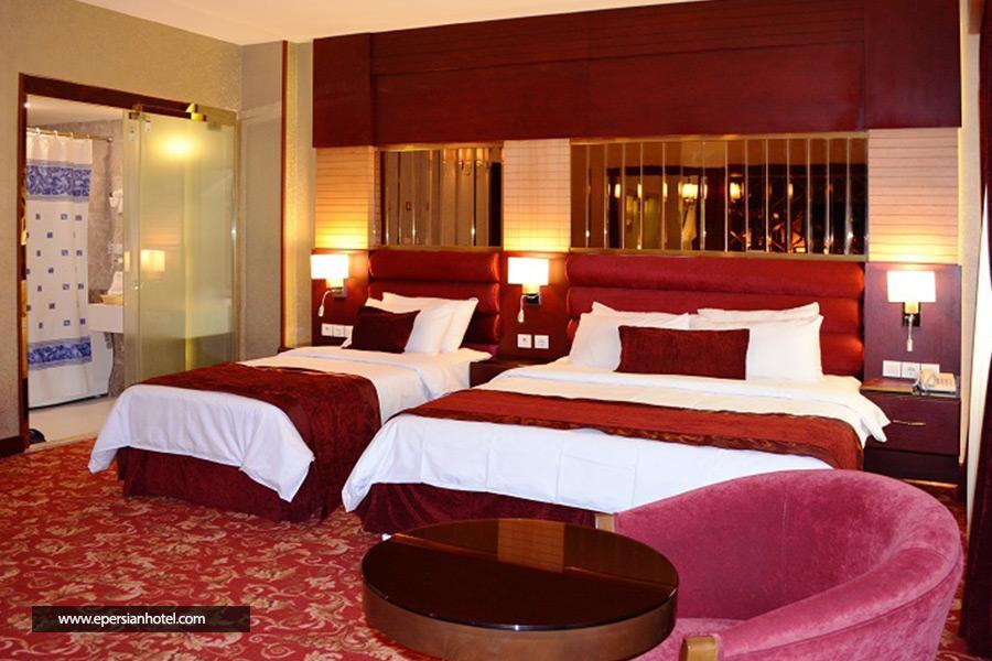 عکس هتل پنج ستاره پارس مشهد