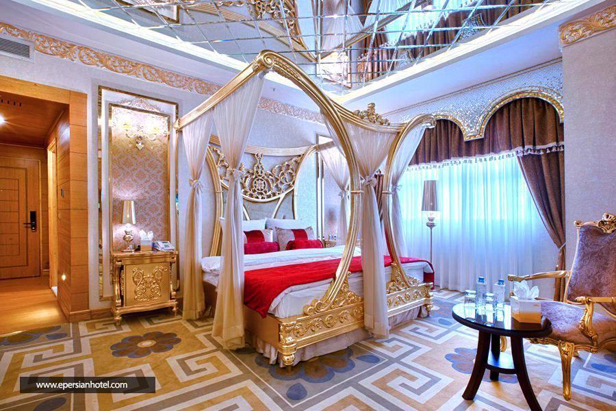 هتل الماس2 مشهد سوئیت هانی مون