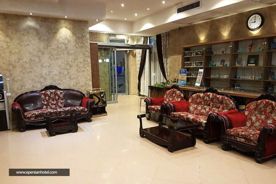 هتل آپارتمان الرحمن  مشهد class=