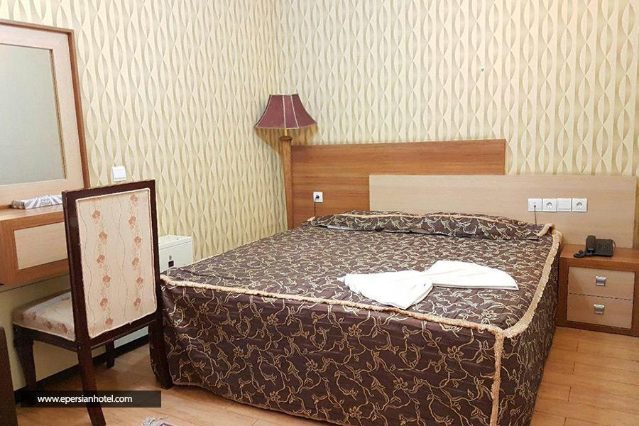 هتل الرحمن مشهد اتاق دبل 1
