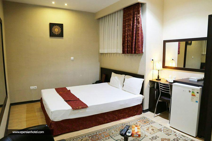 هتل الوند مشهد اتاق دو تخته