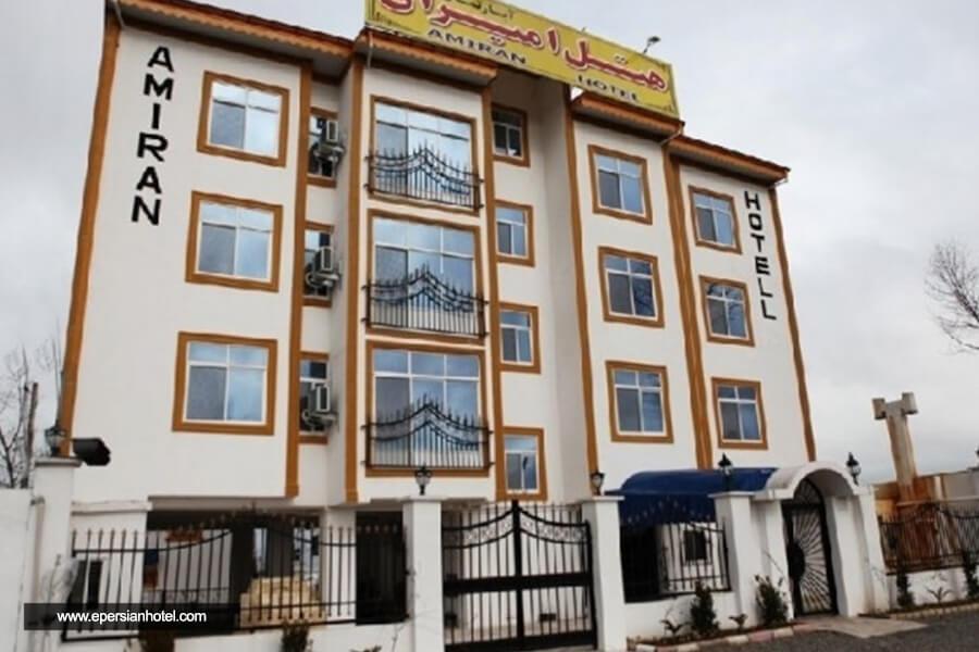 هتل آپارتمان امیران انزلی نما