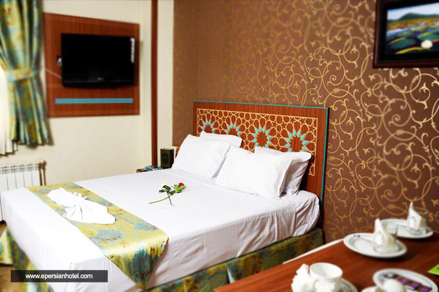 هتل اندیشه مشهد اتاق دابل