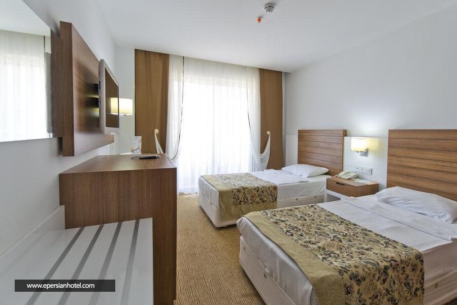 هتل ارماس کاپلان پارادایس آنتالیا اتاق دو تخته