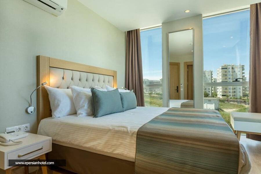هتل آسکا لارا ریور سوییت آنتالیا اتاق دبل