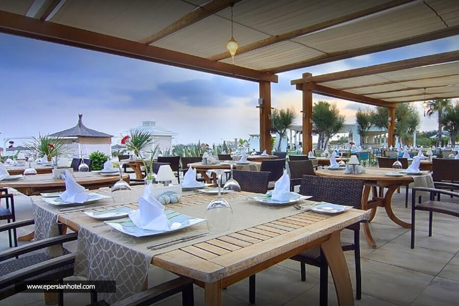 هتل بایا لارا آنتالیا رستوران