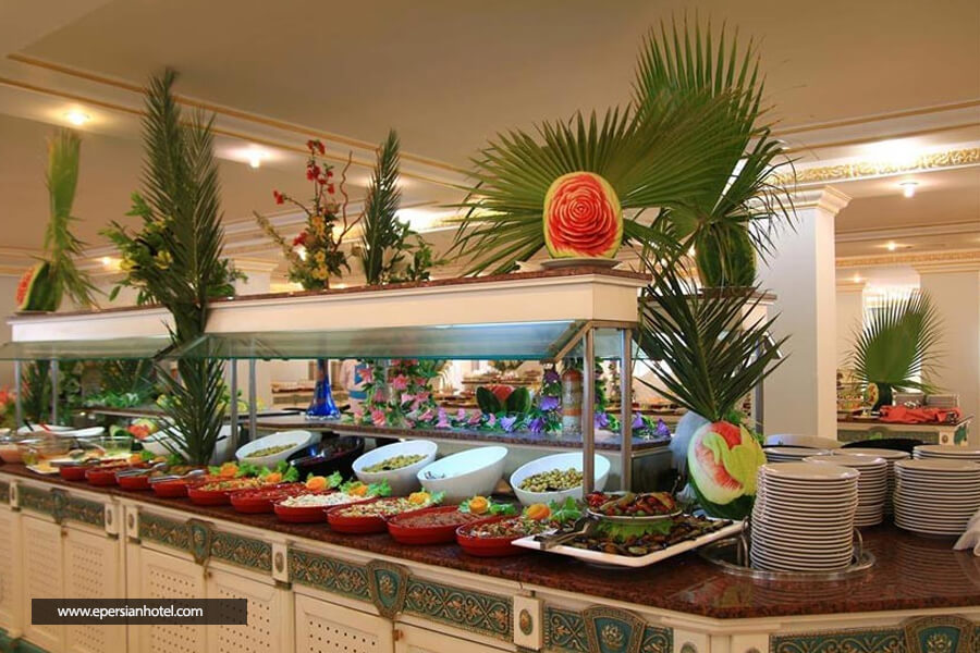 هتل کلاب سانی آنتالیا رستوران