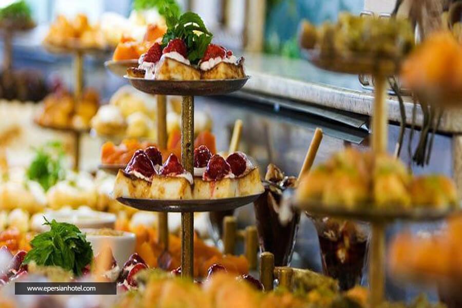 هتل کونکورد دلوکس ریزورت آنتالیا رستوران