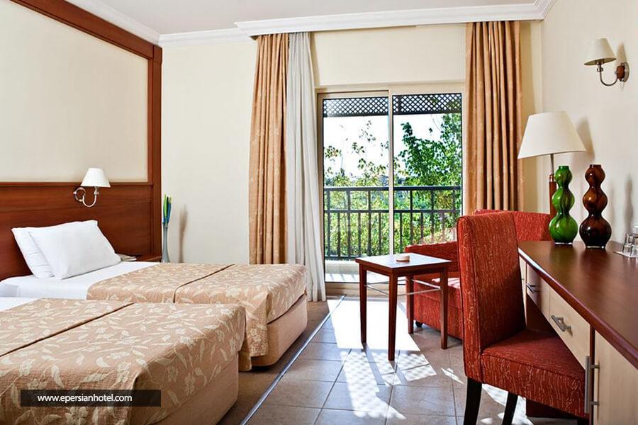 هتل کریستال پاریزو آنتالیا اتاق