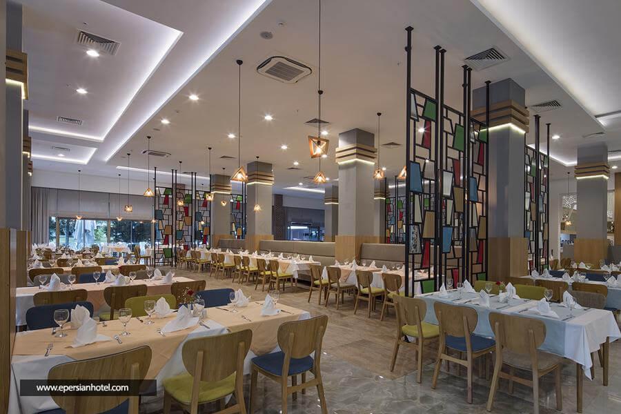 هتل دوسینیا لاکچری ریزورت آنتالیا رستوران