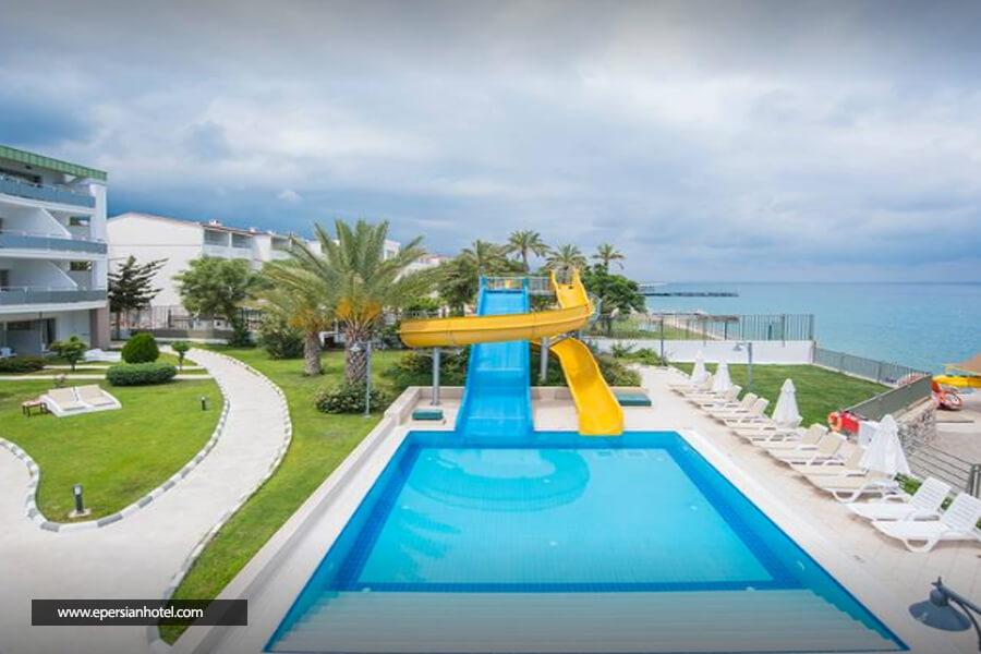هتل گرند پارک کمر آنتالیا استخر