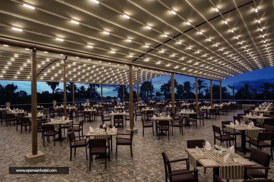 هتل ریکسوز لارس آنتالیا رستوران