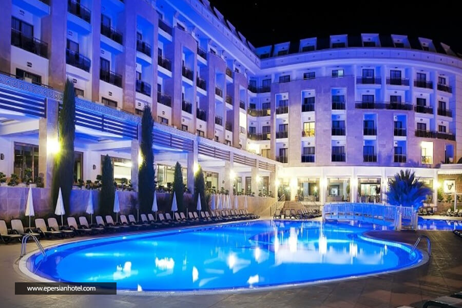 هتل امپریال سانلند آنتالیا نما