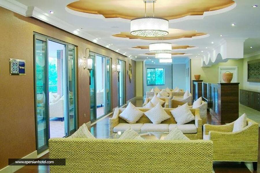 هتل لیمونکلو کوناکلی بیچ آنتالیا لابی