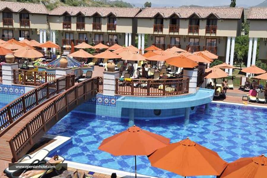 هتل لیمونکلو کوناکلی بیچ آنتالیا استخر
