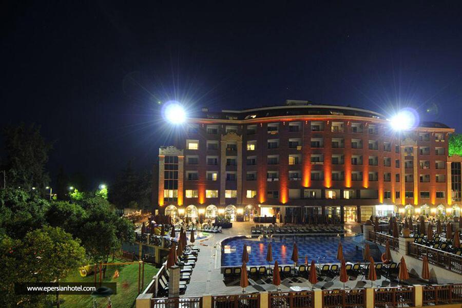 هتل لیمونکلو کوناکلی بیچ آنتالیا نما