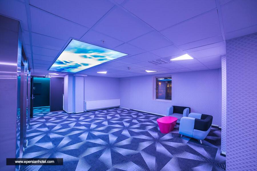 هتل مجیک آنتالیا فضای داخلی