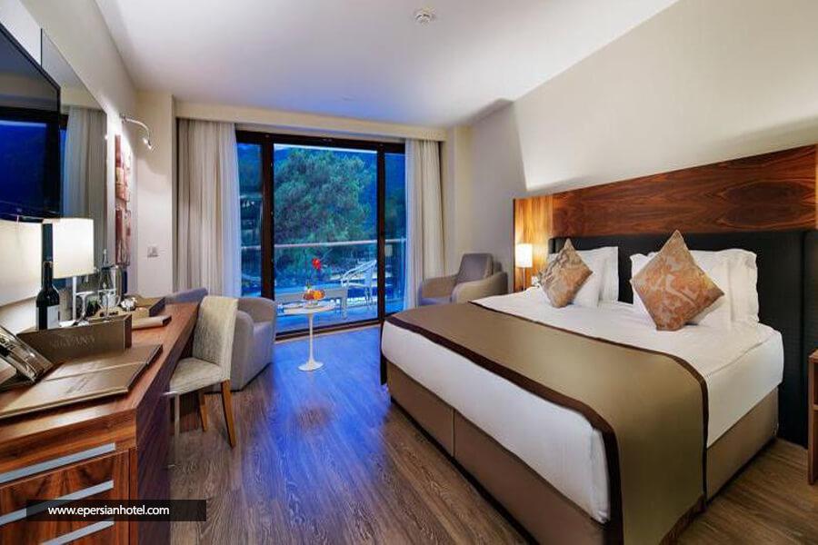 هتل نیروانا لاگون آنتالیا اتاق