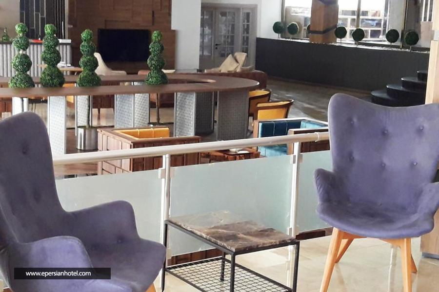 هتل اورنج پارک آنتالیا لابی