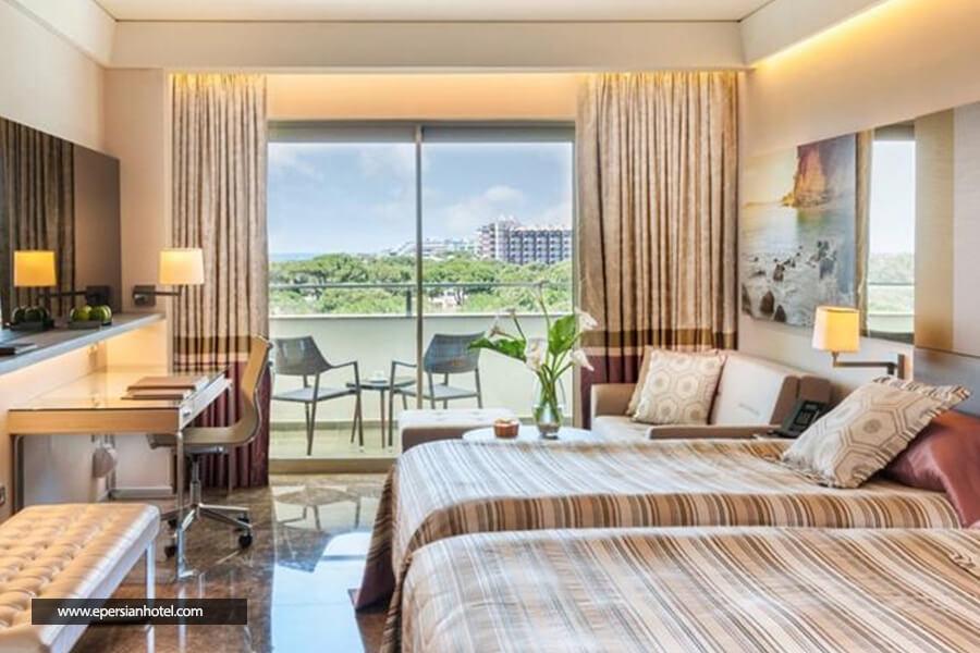 هتل ریکسوس پرمیوم آنتالیا اتاق دبل