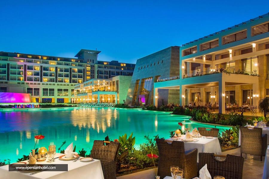 هتل ریکسوس پرمیوم آنتالیا نما