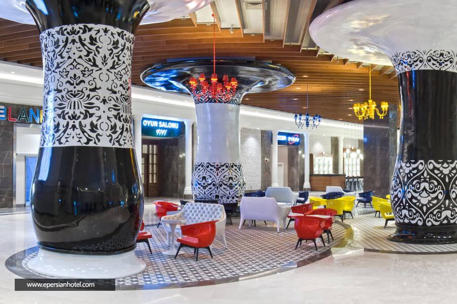 هتل سونو دلوکس بلک آنتالیا لابی