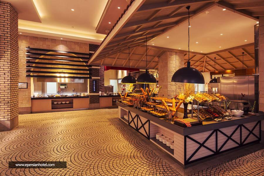 هتل تایتانیک دلوکس آنتالیا رستوران