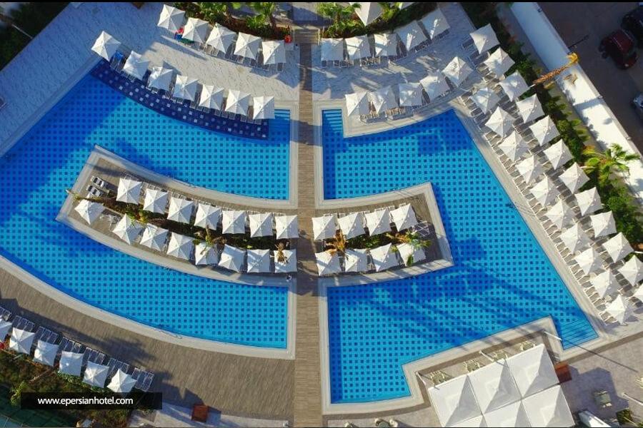 هتل ویند اف لارا آنتالیا استخر