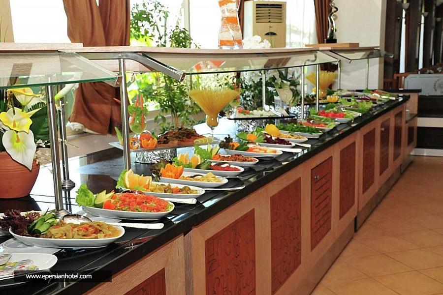 هتل ایدین بی گلد دریم آنتالیا رستوران
